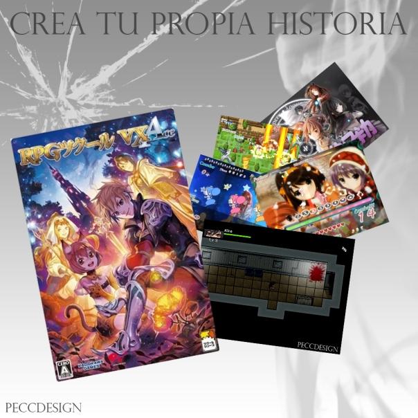 CREA TU PROPIA HISTORIA